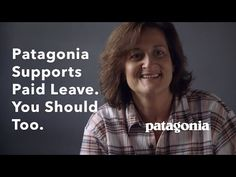 The Cleanest Line: Patagonia Supports Paid Leave. You Should Too.