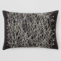 "Kelly Wearstler Striscia Decorative Pillow, 14"" x 20"" - 100% Bloomingdale's Exclusive"