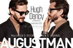 TVR 502 on the cover of AugustMan magazine, sept. issue 2013!