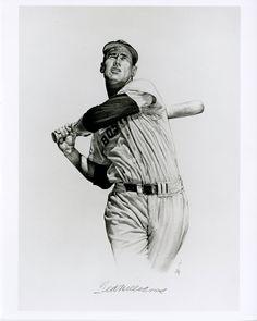 Baseball Art, Sports Art, Sports Photos, Caricature, Art Art, Fine Art, Statue, Caricatures, Visual Arts