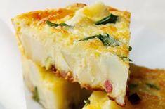 Gary Rhodes' bacon and potato frittata recipe recipe - goodtoknow   Mobile