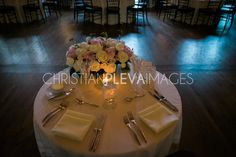 Sweetheart Table. Bridal Bouquet. Romantic Candlelight. Alden Castle Wedding. A LONGWOOD Venue. Wedding Photography. // Christian Pleva Photography. http://www.christianplevaimages.com/