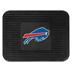 Buffalo Bills Car Mat Heavy Duty Vinyl Rear Seat Special Order