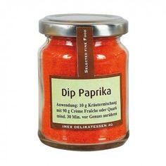 Dipp Paprika, 80g