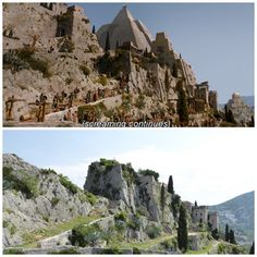 Game of Thrones Croatia, filming locations around Split - Between Two Worlds