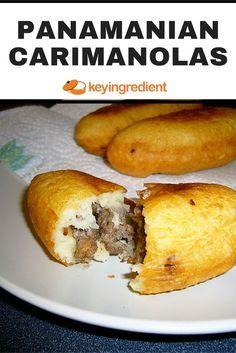 Very good, works well with ground turkey substituted for the beef. Cuban Recipes, Dinner Recipes, Boricua Recipes, Spanish Recipes, Wrap Recipes, Panama Recipe, Panamanian Food, Dominican Food, Colombian Food