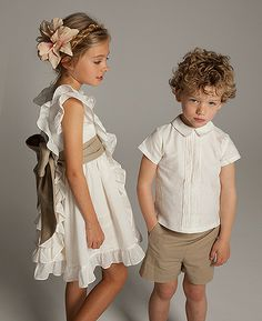 Fashion Forward children's boutique that carries only unique or high-end name brand kids clothing & accessories from designers all around the world. Flower Girls, Flower Girl Dresses, Fashion Kids, Little Girl Dresses, Girls Dresses, Wedding With Kids, Baby Kind, Kid Styles, Beautiful Children