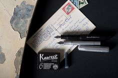 Write to someone you care about.    I <3 postcards.