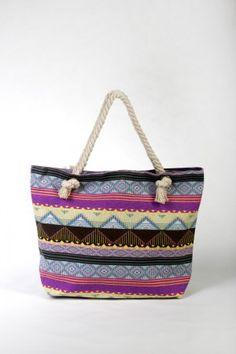 """Υφασμάτινη τσάντα """"Ρόμβοι"""" Picnic, Shops, Community, Etsy, Instagram, Fashion, Moda, Tents, Fashion Styles"""