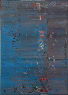 GERHARD RICHTER - Abstraktes Bild 638-4, 1987