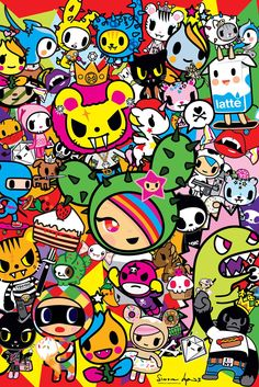 images about Tokidoki on Pinterest  Godzilla, Spiderman and 1440×900 Tokidoki wallpaper (39 Wallpapers) | Adorable Wallpapers