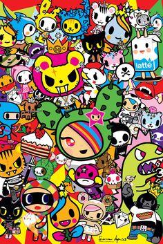 images about Tokidoki on Pinterest  Godzilla, Spiderman and 1440×900 Tokidoki wallpaper (39 Wallpapers)   Adorable Wallpapers