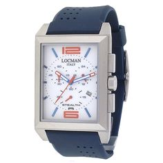 Locman men's watches from Italy- great casual look