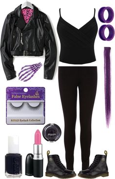 """A Dead Heavy Day"" by misssookielemort ❤ liked on Polyvore"