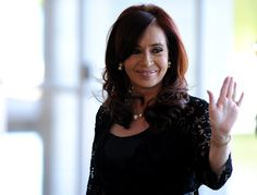 """""""Our society needs women to be more numerous in decision-making positions and in entrepreneurial areas. We always have to pass a twofold test: first to prove that, though women, we are no idiots, and second, the test anybody has to pass.""""  --Cristina Fernandez de Kirchner, Current President of Argentina."""