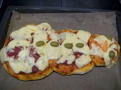 """""""Schneemann Pizza"""" alle Beschreibungen und noch mehr Fotos findet ihr hier: www.facebook.com/BaumbergerEntdecker"""