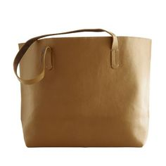 Everyday Leather Tote | Mark and Graham