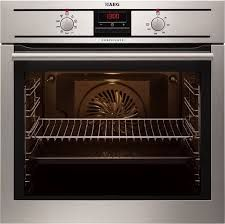 Buy AEG Electric Built-in Single Fan Oven - Stainless Steel With Antifingerprint Coating from Appliances Direct - the UK's leading online appliance specialist Best Appliances, Kitchen Appliances, Four Pyrolyse, Freestanding Taps, Single Oven, Stainless Steel Oven, Cooler Master, Electric Oven, Kitchen Equipment