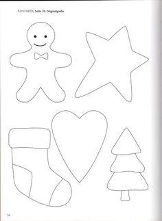 Nähen für Advent und Weihnachten - christine pages - Webové albumy programu Picasa