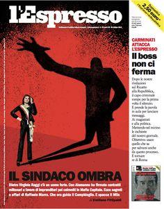 La copertina dell'Espresso in edicola da domenica 30 ottobre