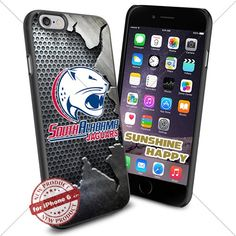 South Alabama Jaguars, Logo NCAA Sunshine#1523 Cool iPhone 6 - 4.7 Inch Smartphone Case Cover Collector iphone TPU Rubber Case Black SUNSHINE-HAPPY http://www.amazon.com/dp/B011SH2DVW/ref=cm_sw_r_pi_dp_AGi8vb0RM26EH