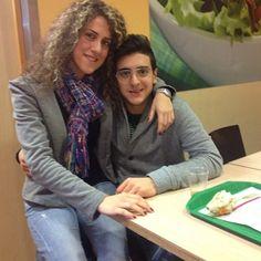 Piero y Anna.