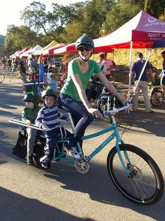 Trying out an Edgerunner at Biketoberfest Marin   Flickr - Photo Sharing!