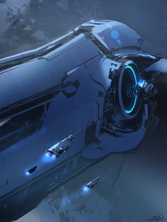 30 minutes stardrive maintenance sketch by Sparth
