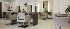 View Buy-Rite Beauty's interior design portfolio for salon and spa equipment ideas. Salon Styling Stations, Interior Design Portfolios, Salon Equipment, Portfolio Design, Salons Decor, Table, Furniture, Home Decor, Beauty