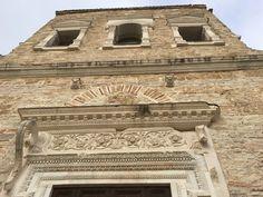 Chiesa di San Salvatore, Spoleto. Il portale del V secolo