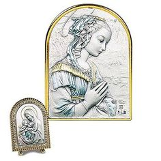 Spiritual Grocery is the leading religious store providing over products. We are importer and distributor of catholic gifts and religious items. Catholic Gifts, Catholic Art, Religious Art, Madonna Images, Superior Quality, Small Space, Tabletop, House Warming, Framed Art