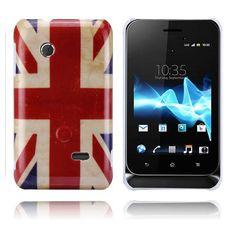 Flag (Union Jack) Sony Xperia Tipo Case