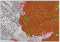 Cartografia hàbitats Ulldecona detall 2 Tree Skirts, Maps, Christmas Tree, Holiday Decor, Home Decor, Cartography, Teal Christmas Tree, Decoration Home, Blue Prints