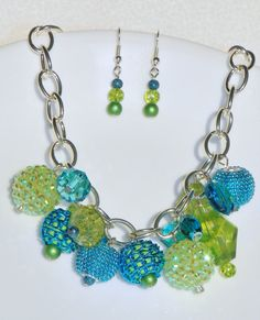 Hey, I found this really awesome Etsy listing at http://www.etsy.com/listing/129664424/blueberry-lime-salsa-silver-chain