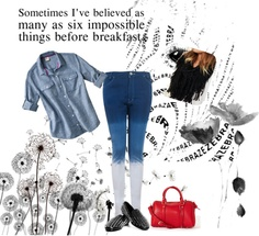 """""""Tangle."""" by kate-margo ❤ liked on Polyvore"""