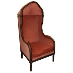 CAPPUCINE CHAIR | From a unique collection of antique and modern chairs at http://www.1stdibs.com/furniture/seating/chairs/