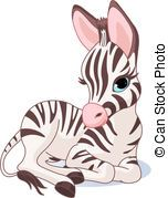 Illustration of Illustration of a cute zebra foal vector art, clipart and stock vectors. Cartoon Cartoon, Zebra Cartoon, Cartoon Images, Cartoon Drawings, Cute Drawings, Animal Drawings, Cartoon Characters, Zebra Clipart, Zoo Animals