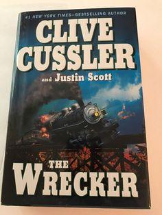 The Wrecker (An Isaac Bell Adventure) by Cussler, Clive; Scott, Justin  | eBay