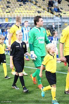 Line-up fotoverslag Roda JC Kerkrade - FC Eindhoven 22 augustus 2014