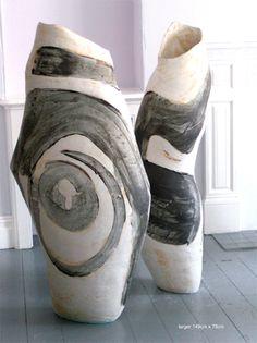 Tony Lattimer - ceramic sculpture