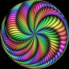 Holodelic Art Spiral   Flickr - Photo Sharing!