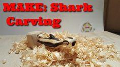 DDW-20: Hammerhead Shark Carving/Burning
