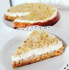 Fitness mrkvovo-banánový koláček | Věříme ve fitness Healthy Cake, Healthy Desserts, Healthy Cooking, Low Carb Recipes, Cooking Recipes, Vegan Dishes, Food Inspiration, Sweet Recipes, Sweet Tooth