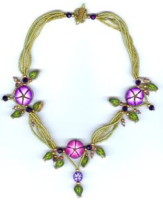 Susan Bailey (of Turtle Soup Beads)