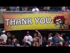 VIDEO Fare Thee Well – Grateful Dead 50 – sweet video compilation by Joe Rossi – #GD50 » {;(~) | deadheadland | (~);}