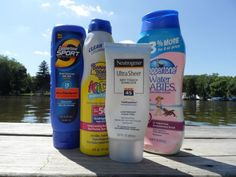 Sun Smarts: Gluten Free Sunscreen Products (Updated)