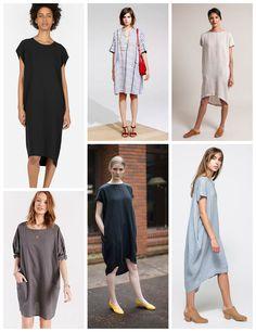 5fb7168a10bb Lou Box Dress Sewalong Day 1 – Lou Box Dress 1 Inspiration Blind Hem Stitch,
