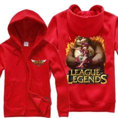 League of Legends LOL Annie Thick Zip-up Hoodie II  http://www.lolamz.com/league-of-legends-lol-annie-thick-zipup-hoodie-ii-p-3108.html