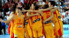 CTO. EUROPA 2013 - España, Campeona de Europa de Baloncesto Femenino