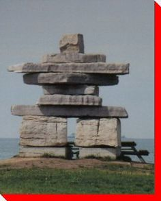 Across Canada, there are hundreds of interesting roadside attractions. This site is dedicated to cataloging our nation's large roadside attractions. Canadian Travel, Canada Eh, Statues, Roadside Attractions, Camping World, Rock Art, Garden Art, Ontario, Places To Go